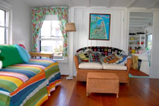 charming and spacious living/bedroom