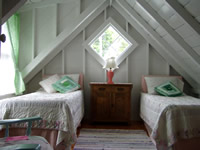 Apparment 3, Oak Bluffs, Bedroom